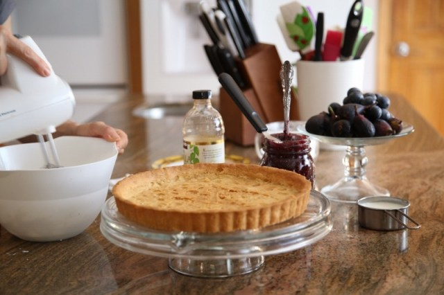 Fig Tart Recipe - Fig Dessert Recipes