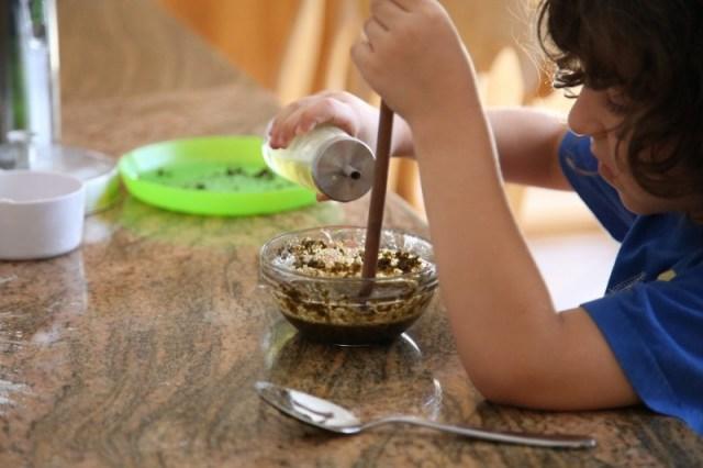 Zaatar Bread Recipe - Զաթառով Հաց