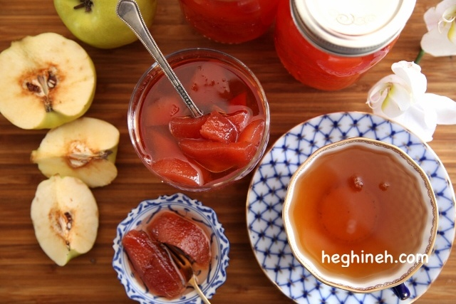 How to Make Quince Preserves - Fruit Preserves