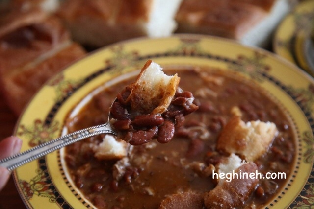 Dried Bean Soup Recipe - Armenian Cuisine