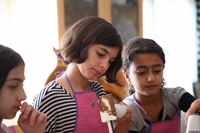 Kids Baking Class with Little Chefs Angela Nairi and Lousin