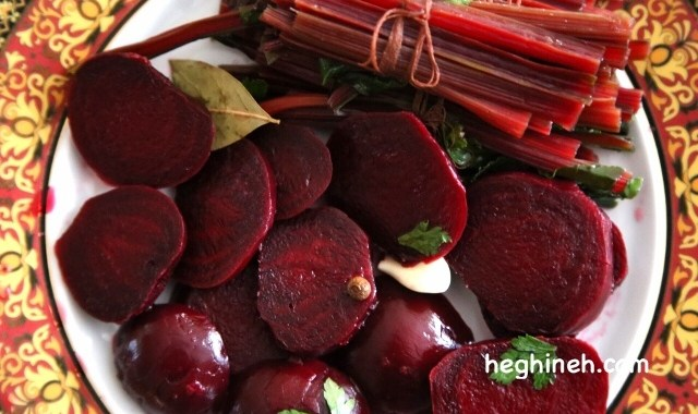Beetroot Pickle Recipe - Armenian Cuisine