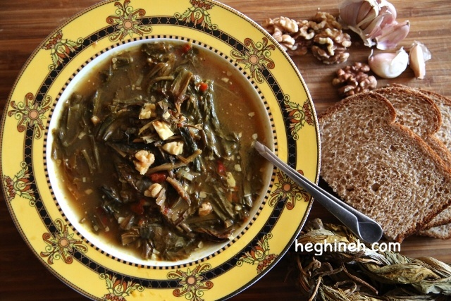 Sorrel Soup Recipe - Aveluk Soup