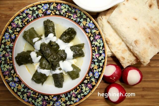 Armenian Dish Tolma Recipe