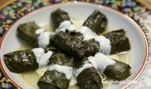 Armenian Dish Tolma Recipe