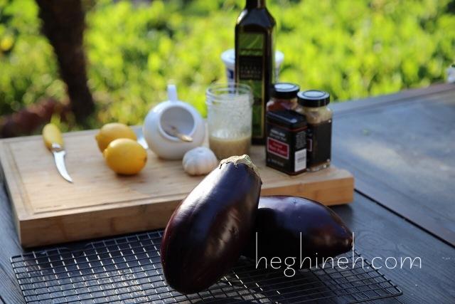 Baba Ganoush Recipe by Heghineh