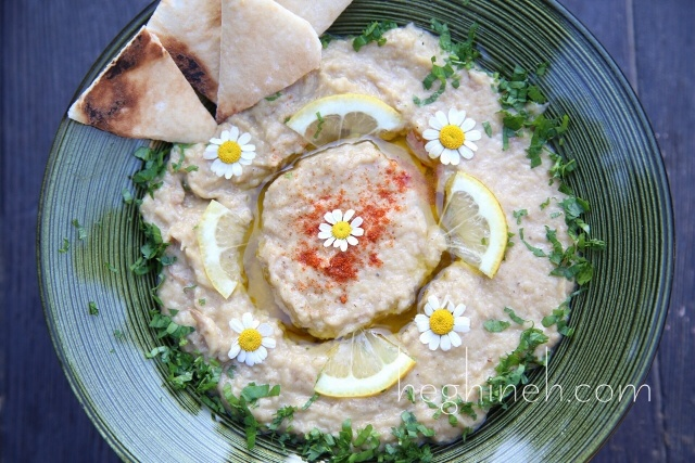 Baba Ganoush Recipe by Heghineh