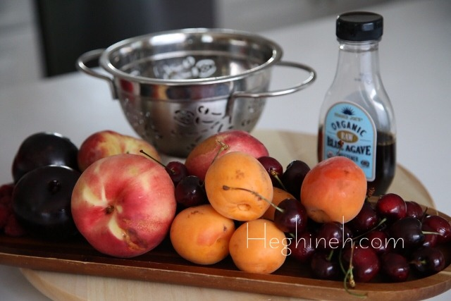 Fruit Punch Recipe by Heghineh