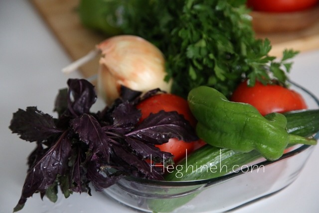 Summertime Salad Recipe by Heghineh