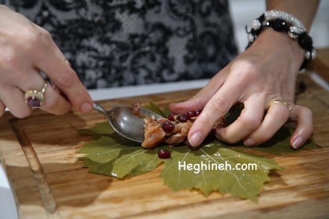 Armenian Fish Tolma Recipe