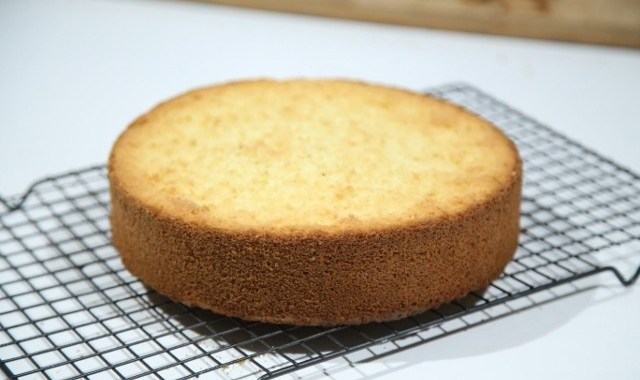 Ձվով Տորթ - Sponge Cake Recipe