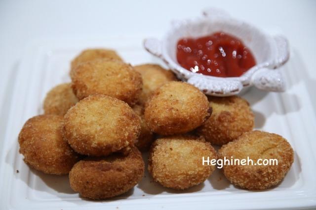 Chicken Nuggets Recipe - Հավի Մսով Նագեթներ