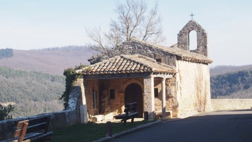 chapelle de Puycelsi