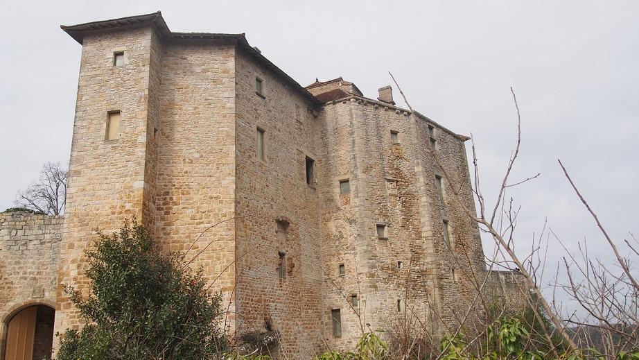 chateau Bruniquel