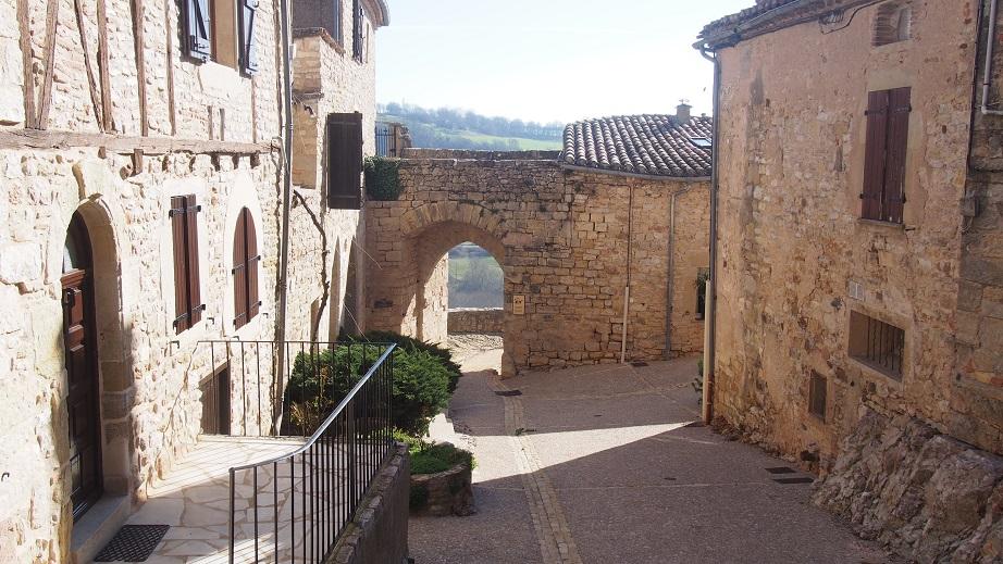rue de Puycelsi