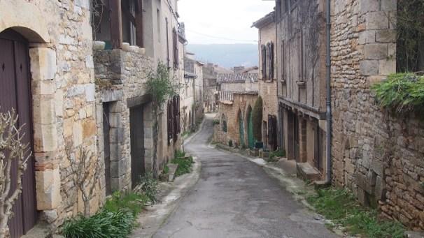 village fantome