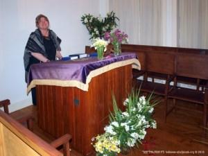 Shavuot orientado pela Dr.ª Annette Boeckler | 2016