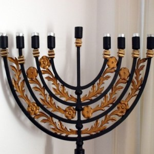 menorah - Hehaver-Ohel Jacob History | Part IV