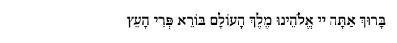 f6 - Seder Rosh haShaná – Uma Antiga Tradição Portuguesa