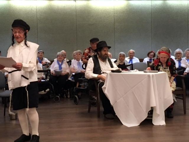 IMG 0558 - Cultura Yiddish e Askenazi, por Yaakov Gladstone - um Musical muito especial