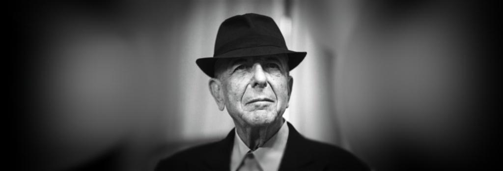 "n32 - Leonard Cohen ז""ל"