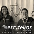 escoteiras header - Visita de Escuteiros à Ohel Jacob
