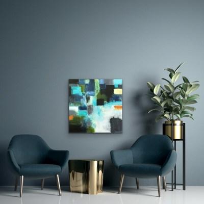 Maleri til salg