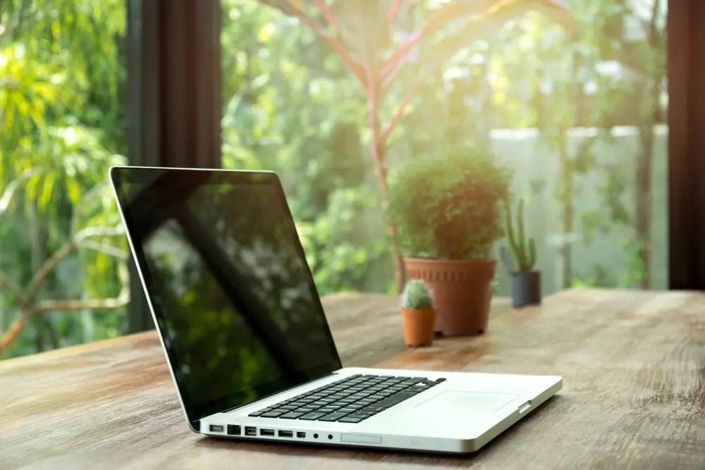 Onlinekurs Autogenes Training Laptop