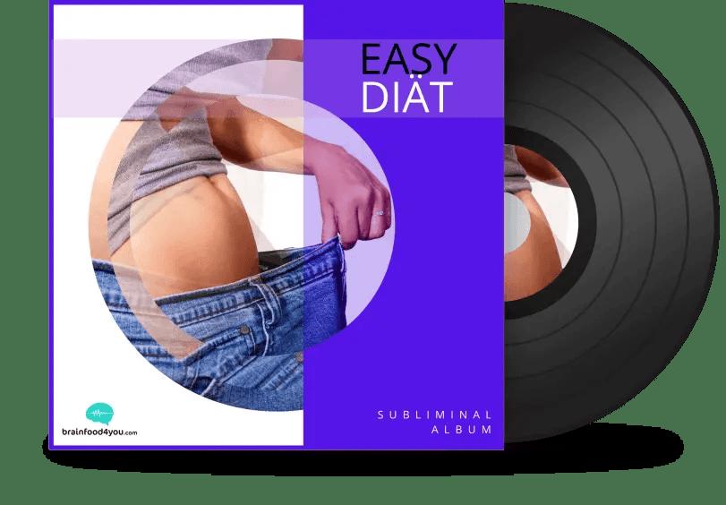 Easy-Diät Starter Subliminal Audioprogramm von Heidi Weichhart by Brainfood4you