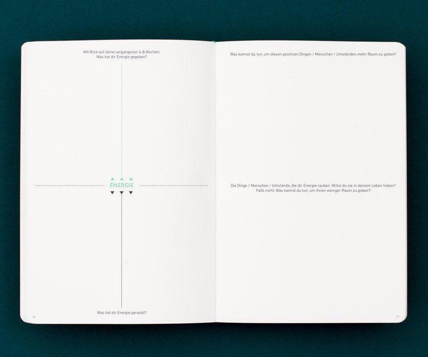 Klarheit Journal