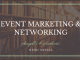 Event Marketing and Networking