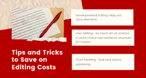 Tips and Tricks to Save on Editing Costs