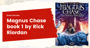 Book review Magnus Chase