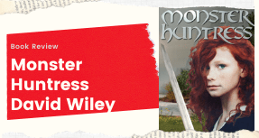 Book Review Monster Huntress
