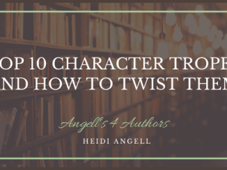 Top 10 Character Tropes and How to Twist Them