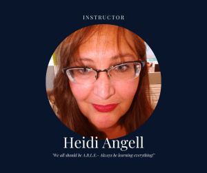 Heidi Angell Instructor