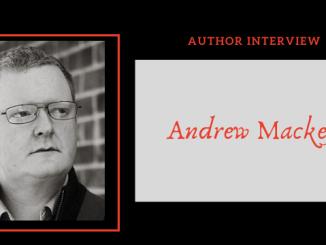 Author interview Andrew Mackey