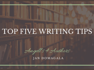Top Five Writing Tips
