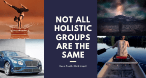 Not all Holistic Groups are the Same