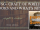IWSG- Craft of Writing and What's new