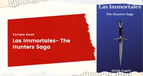 Sample Read Las Immortales The Hunters Saga