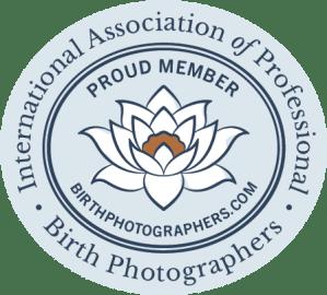 Member International Association of Professional Birth Photographers