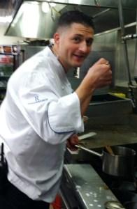Chef Anthony Zinani - Fights Restaurant