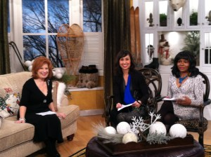From the set of Charlotte Today with hosts Colleen Odegaard and Ramona Holloway