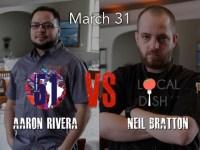 Battle March 31