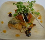 ACF entree by chef
