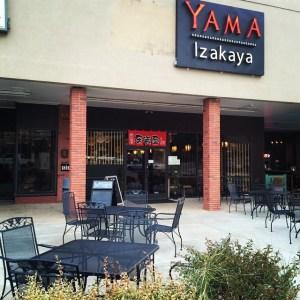 yama izakaya storefront
