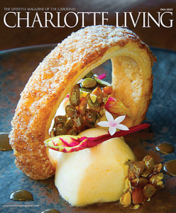2015 Fall issue of Charlotte Living