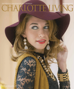 2016 Winter issue of Charlotte Living