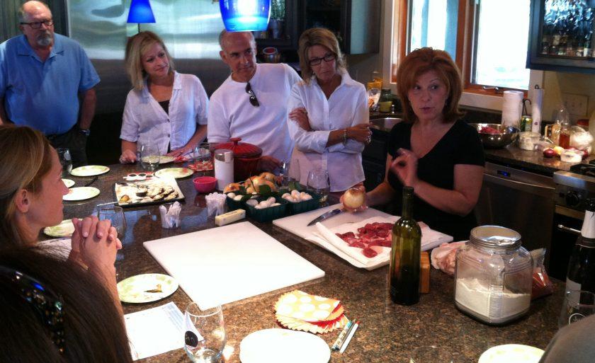 Cooking Classesproffitt class 9-7-13 010